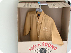 Removal cartons robes