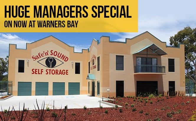 Safe n SOUND Self Storage Warners Bay