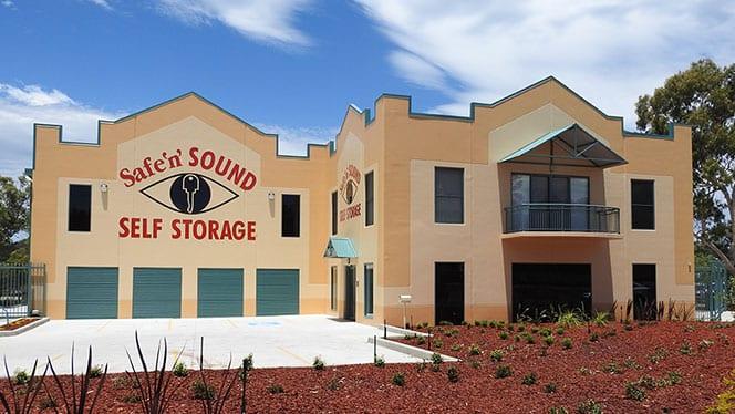 Warners Bay Self Storage