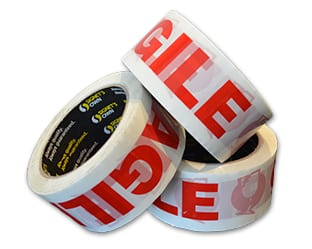 Fragile Tape - Packing Supplies by Safe 'n' SOUND Self Storage