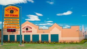 Self Storage in Mayfield, Newcastle   Safe n Sound