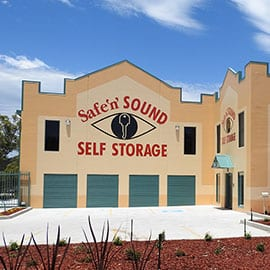 Self Storage in Warners Bay Safe 'n' SOUND Self Storage